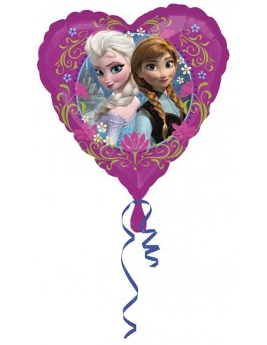 Globos Foil Frozen Love - Corazon 45cm - A-2984201