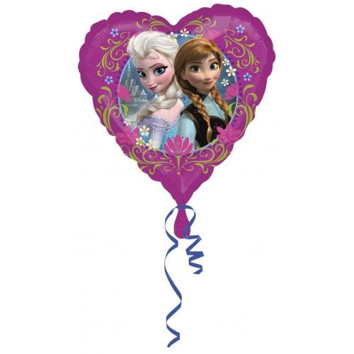 Globo Frozen Love - Foil Corazon 45cm Foil Poliamida - A2984201