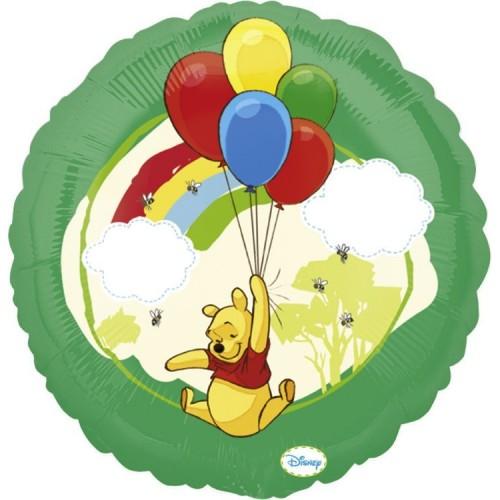 Globo Winnie the Pooh Globos - Redondo 45cm Foil Poliamida - A2416801