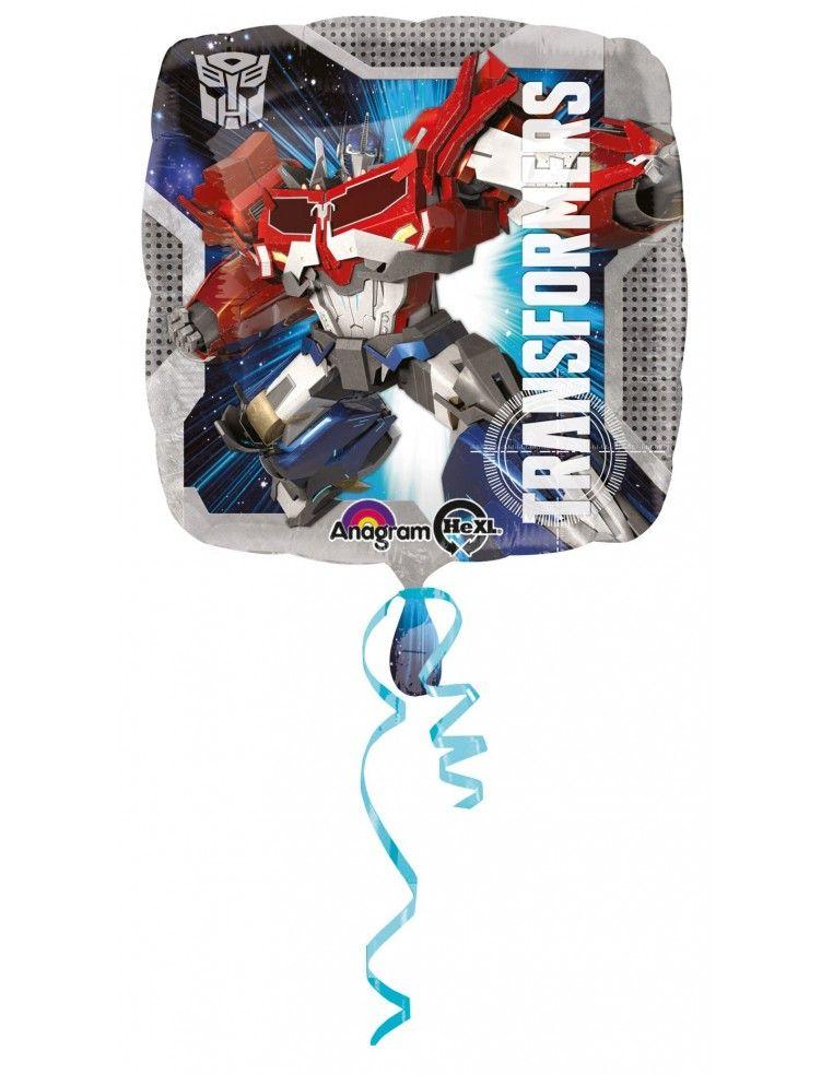 Globos Foil Transformers - Cuadrado 45cm - A-2933101