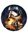Globo Star Wars El Lado Oscuro - Forma 81cm Foil Poliamida -A3162301