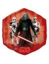 Globo Star Wars Episodio VII - Forma 58cm Foil Poliamida -A3162401