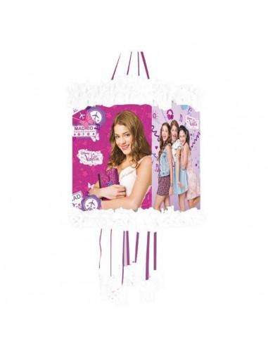 Piñata Violetta Pequeña de 20x30cm