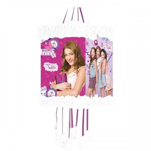 Piñata Violetta Pequeña de 20x30cm - 1 UD