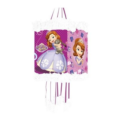 Piñata Princesa Sofia Pequeña de 20x30cm - 1 UD