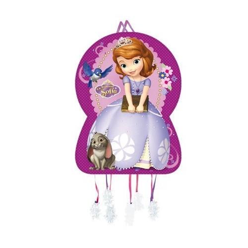 Piñata Princesa Sofia Grande de 46x65cm - 1 UD