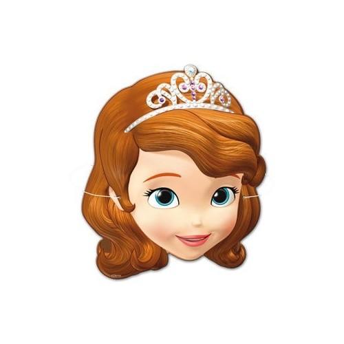 Caretas Princesa Sofia - 6 UDS