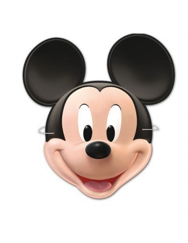 Caretas Mickey Mouse