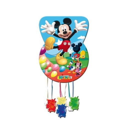 Piñata Mickey Mouse Grande de 46x65cm - 1 UDS