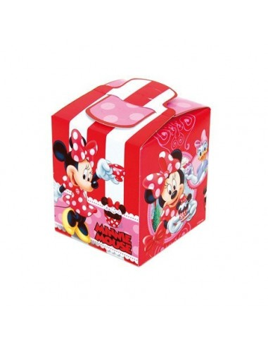 Cajita Minnie Mouse Box de 9.5x11cm