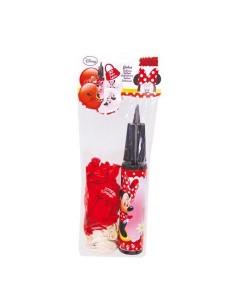 Globos Minnie Mouse con Inflador
