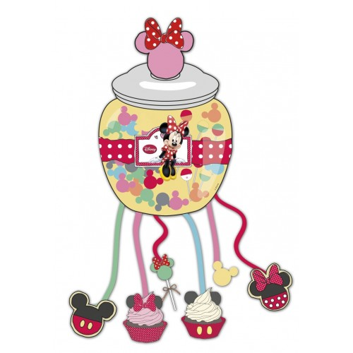 Piñata Minnie Mouse Cafe - 1 UD