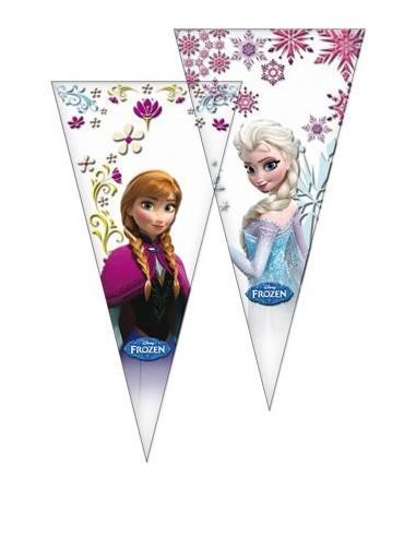 Bolsa Cono Frozen de 30x60cm
