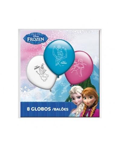 Globos Frozen - 8 UDS