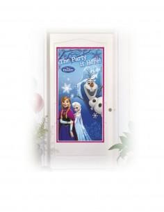 Poster Puerta Frozen Alpine