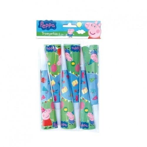 Trompetas Peppa Pig