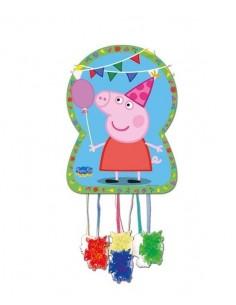 Piñata Peppa Pig Grande de 46x65cm