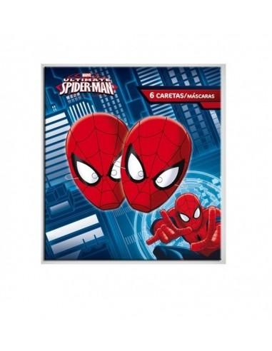 Caretas Spiderman