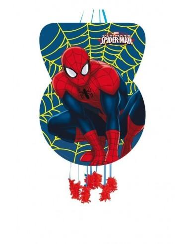 Piñata Spiderman Grande de 46x65cm