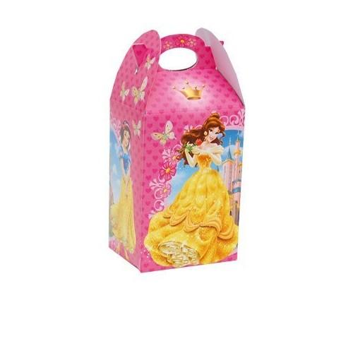 Cajita Luxury Princesas Disney de 22x10x8cm