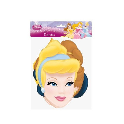 Caretas Princesas Disney - 6 UDS