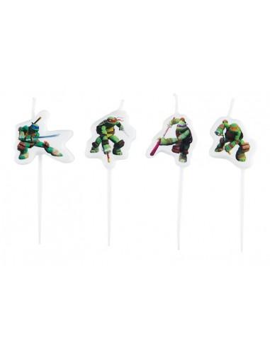 Velas Tortugas Ninja