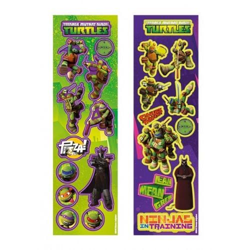 Stickers Tortugas Ninja - 1 UD