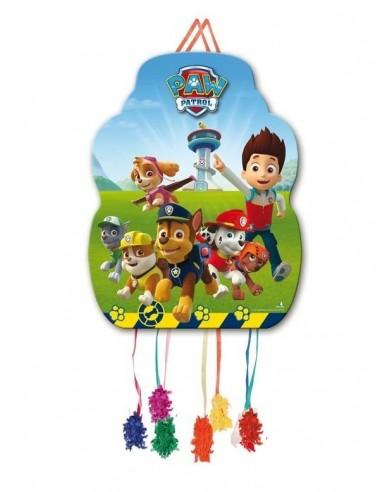 Piñata Patrulla Canina Mediana de 33x46cm