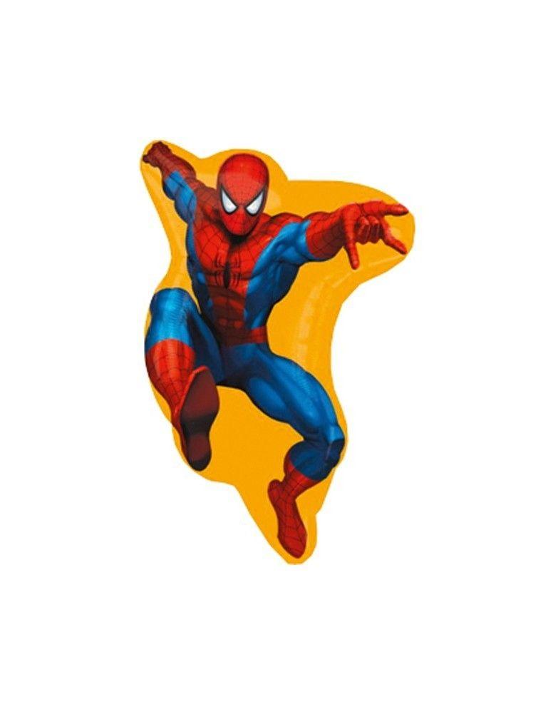 Globo SpiderMan Forma 58cm Foil Poliamida 2477002