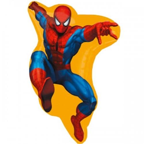 Globo SpiderMan - Forma 58cm Foil Poliamida - A2477002