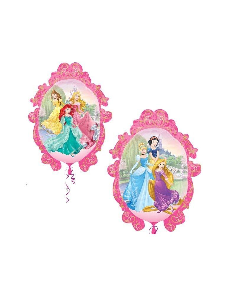 Globo Princesas Disney Espejo - Forma 69cm Foil Poliamida - A3291602