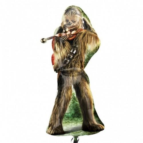 Globo Star Wars Chewbacca - Forma 96cm Foil Poliamida - A3040001