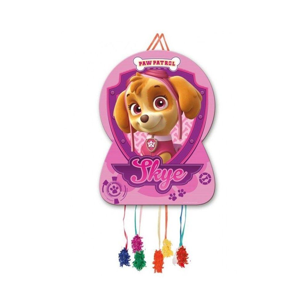 Piñata Patrulla Canina Skye Grande - 46x65cm - 1 UD