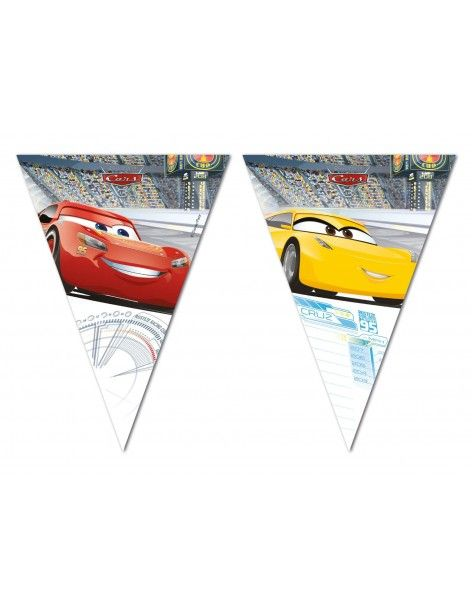Banderin Cars 3