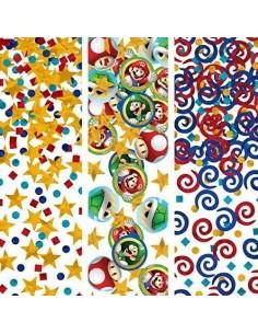 Confeti Super Mario 34 Gr
