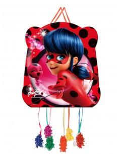 Piñata Ladybug Pequeña 28x33cm