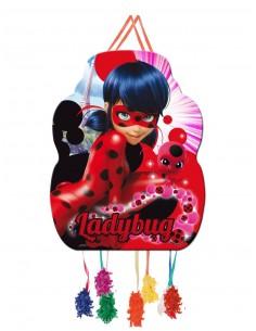 Piñata Ladybug Mediana 33x46cm