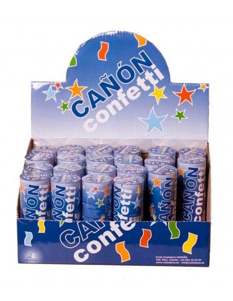 Cañon Confeti