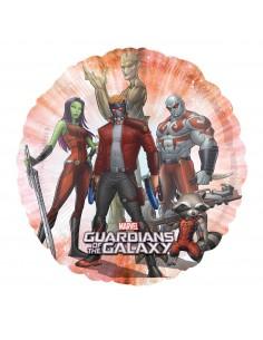 Globo Guardianes de la Galaxia Redondo 45cm