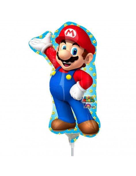 Globo Super Mario Mini Forma
