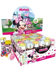 Pompas de Jabon Minnie Mouse - 1 UD