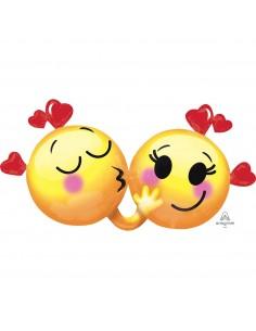 Globo Emoticons In Love Forma 91cm