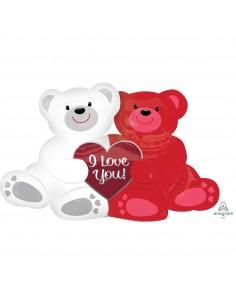 Globo Love Bears Forma 86cm