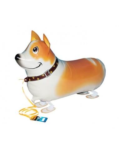 Globo Perro Coli 54cm - Mascota Caminadora - Walking Pet