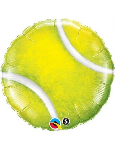 Globo Tenis - Redondo 45cm Foil Poliamida - Q21893