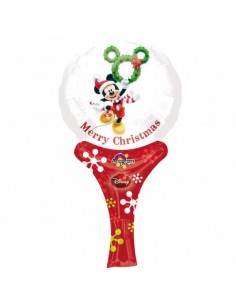 Globo Mickey Christmas Auto Inflables 30cm