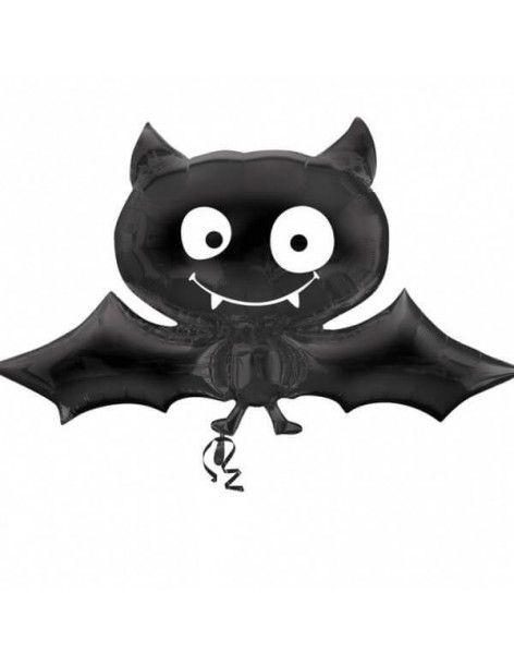 Globo Black Bat - Foil Forma 78cm -  A2720901