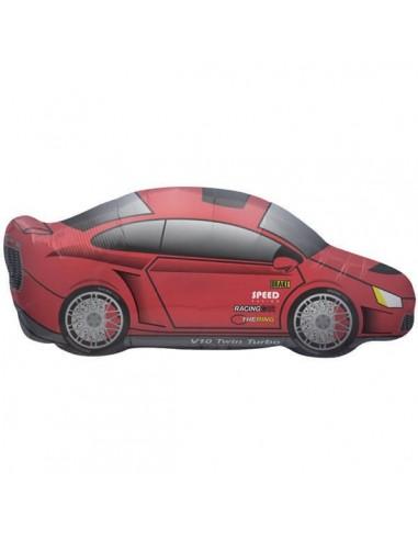 Globo Sports Car - Forma 84cm Foil Poliamida - NSB00771