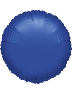 Globo Redondo 45cm Azul - Foil Poliamida - A2059202