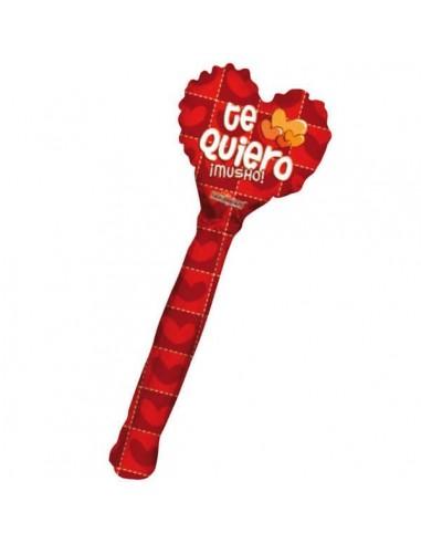 Globo Princesa Te Quiero Musho - Forma 50cm Foil Poliamida - K3431620